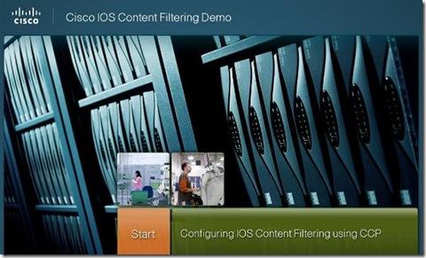 IOS Content Filtering