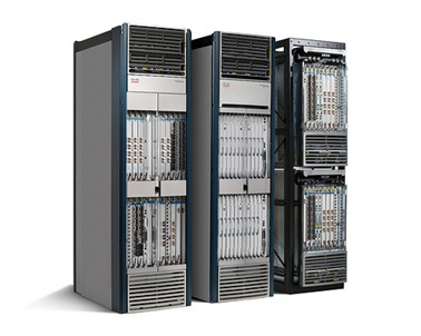 Cisco CRS-3 16-Slot Single-Shelf System