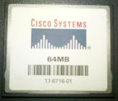 Flash - Cisco 2801