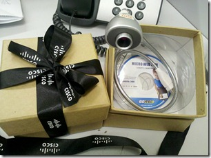 Câmera USB