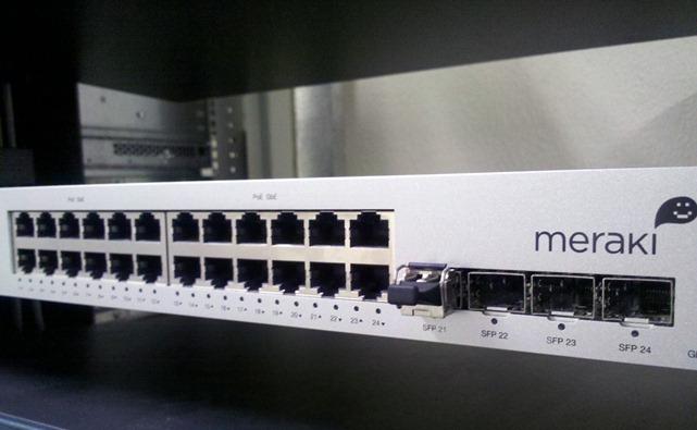 Meraki MS22P