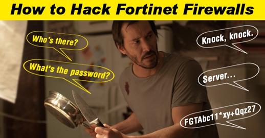Fortinet Backdoor