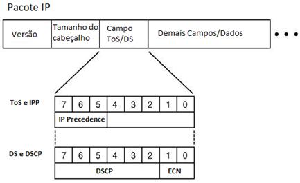 Campos ToS e DS