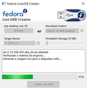 Live USB Creator